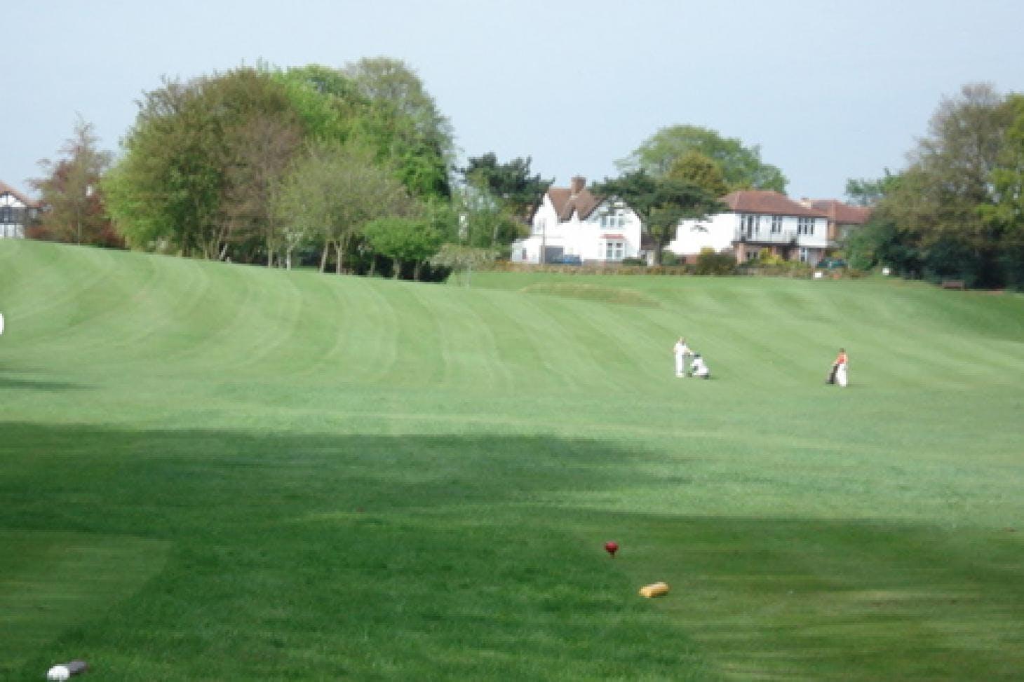 Bexleyheath Golf Club 9 hole golf course