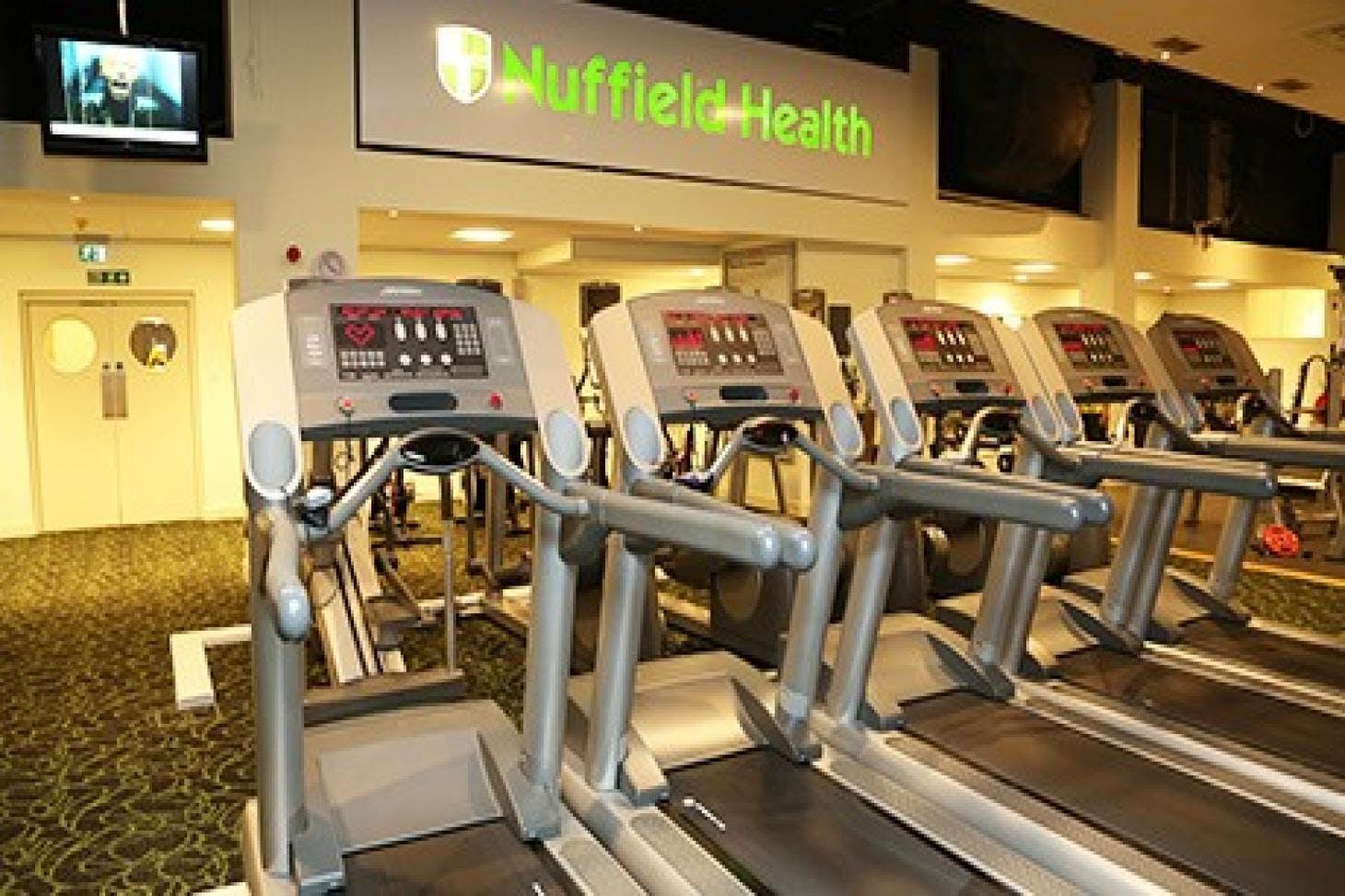 Nuffield Health Fitness & Wellbeing Bloomsbury Gym gym