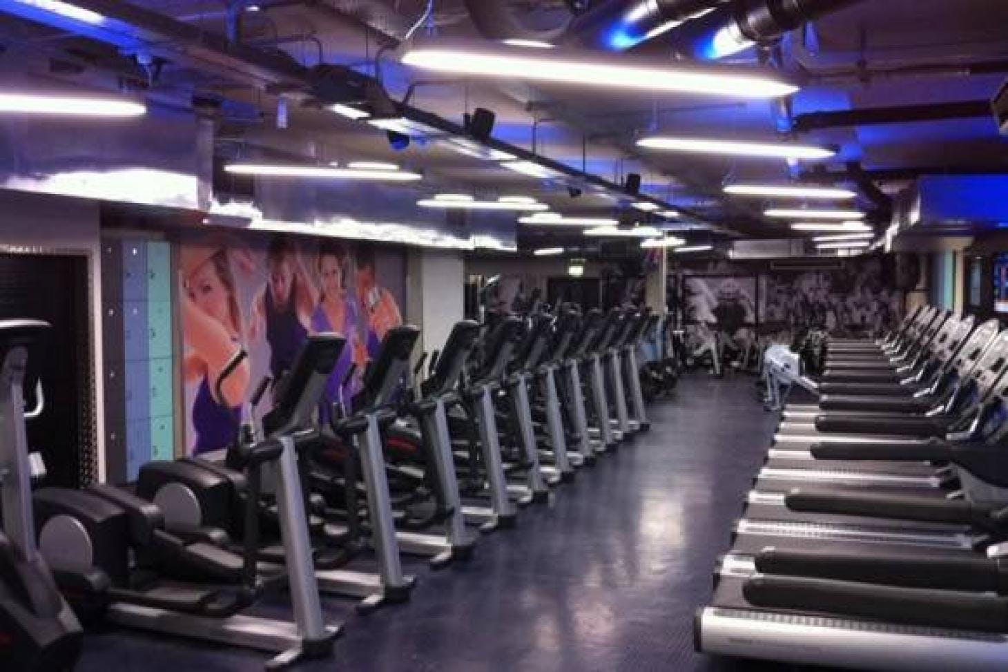 Fitness First Spitalfields Tower Gym gym