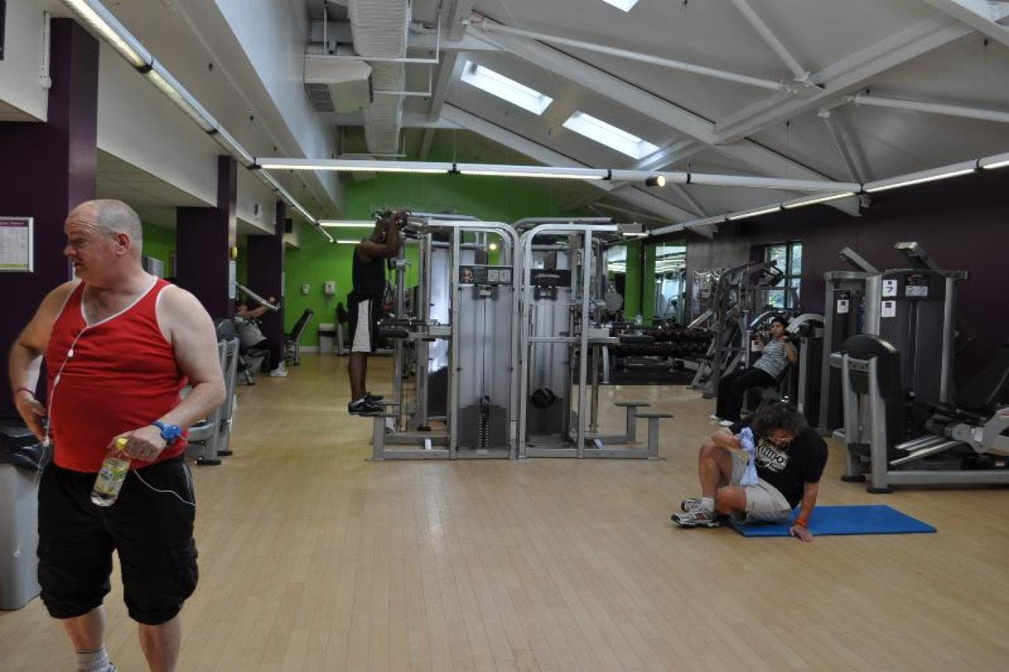 Highbury Pool and Gym Gym gym