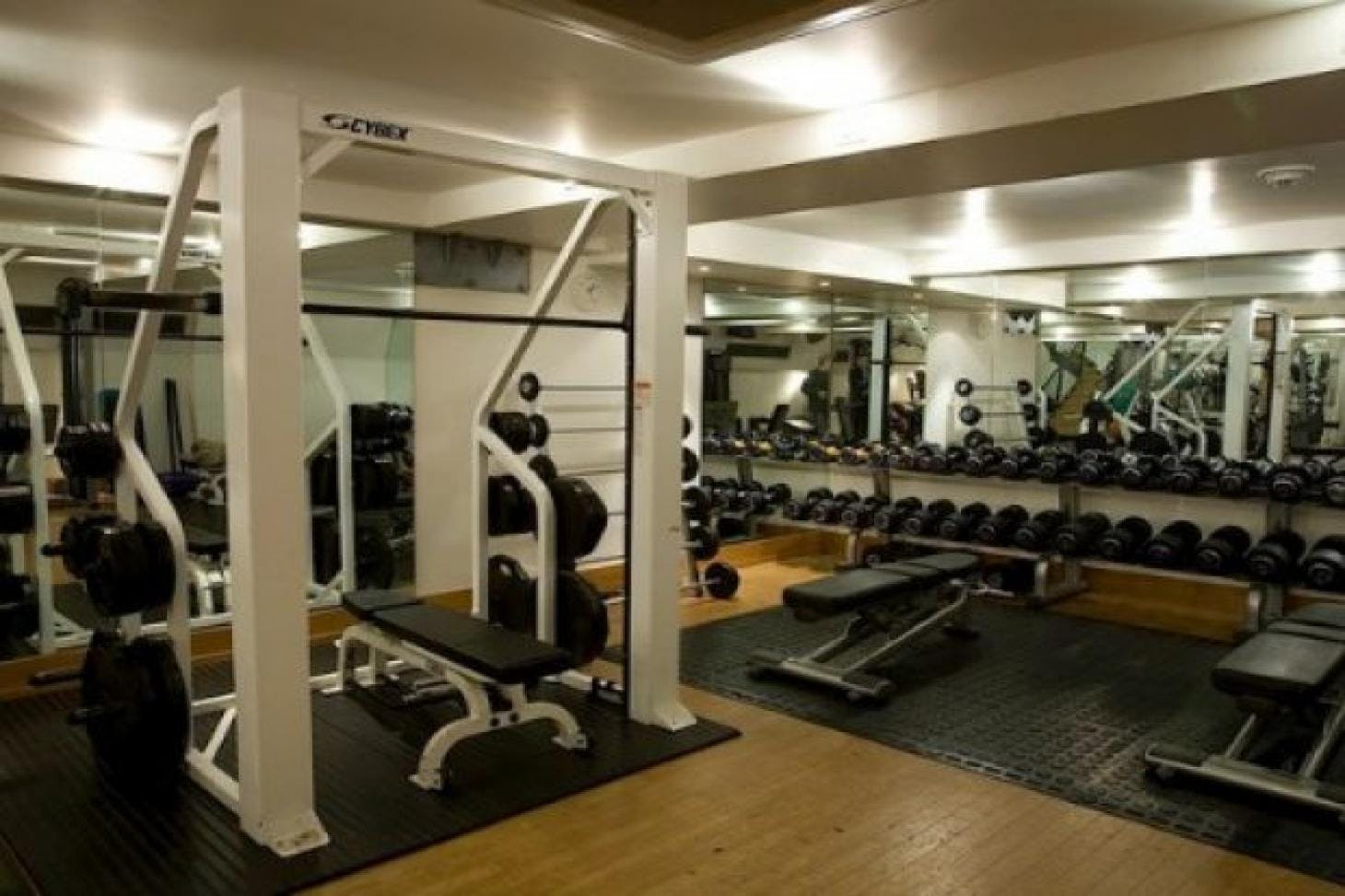 eMotion Leisure Gym gym