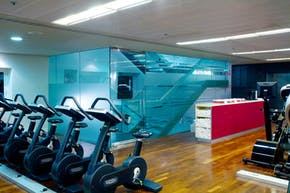 Virgin Active Canary Riverside | N/a Gym