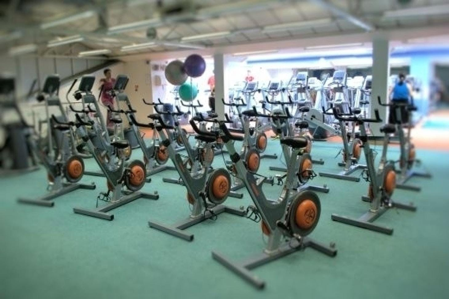 Balham Leisure Centre Gym gym