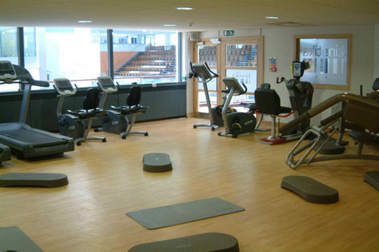 Putney Leisure Centre Gym gym