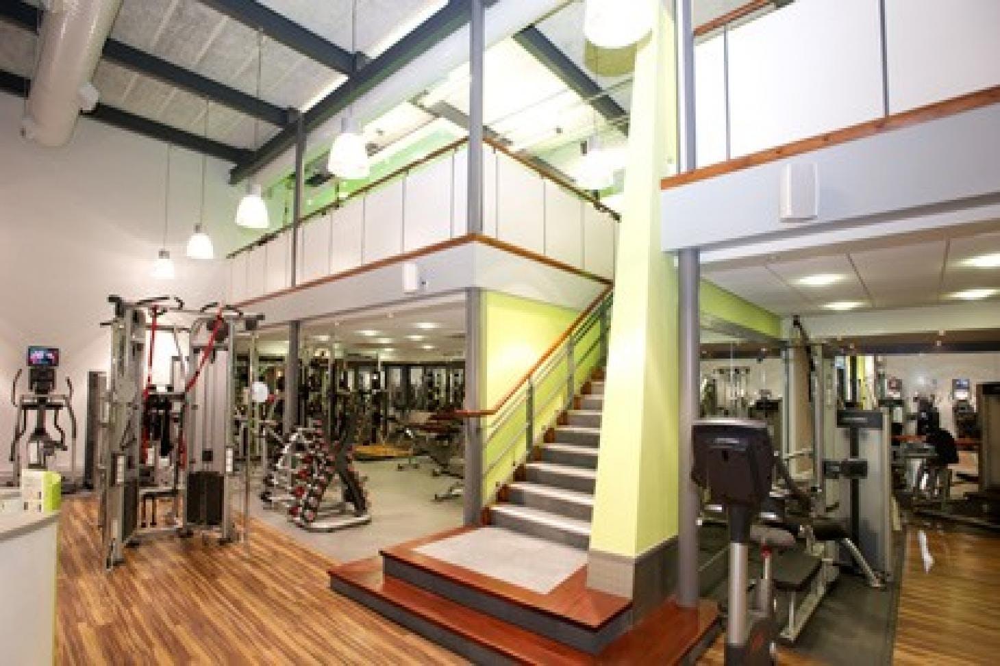 Nuffield Health Wandsworth Gym gym