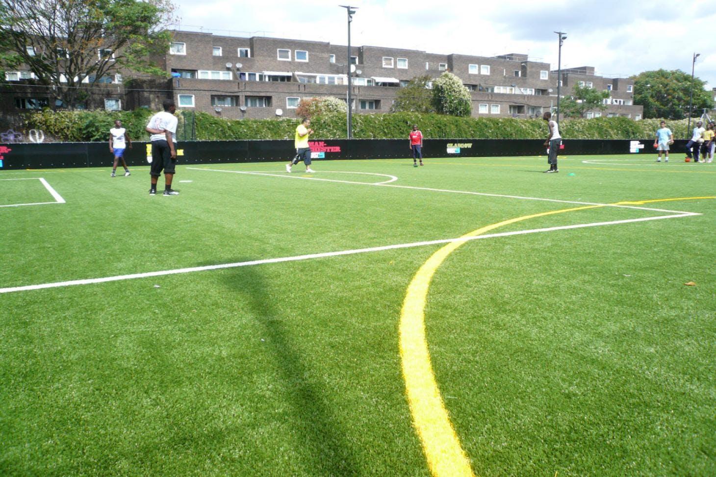 Lilian Baylis Old School Outdoor   Concrete netball court