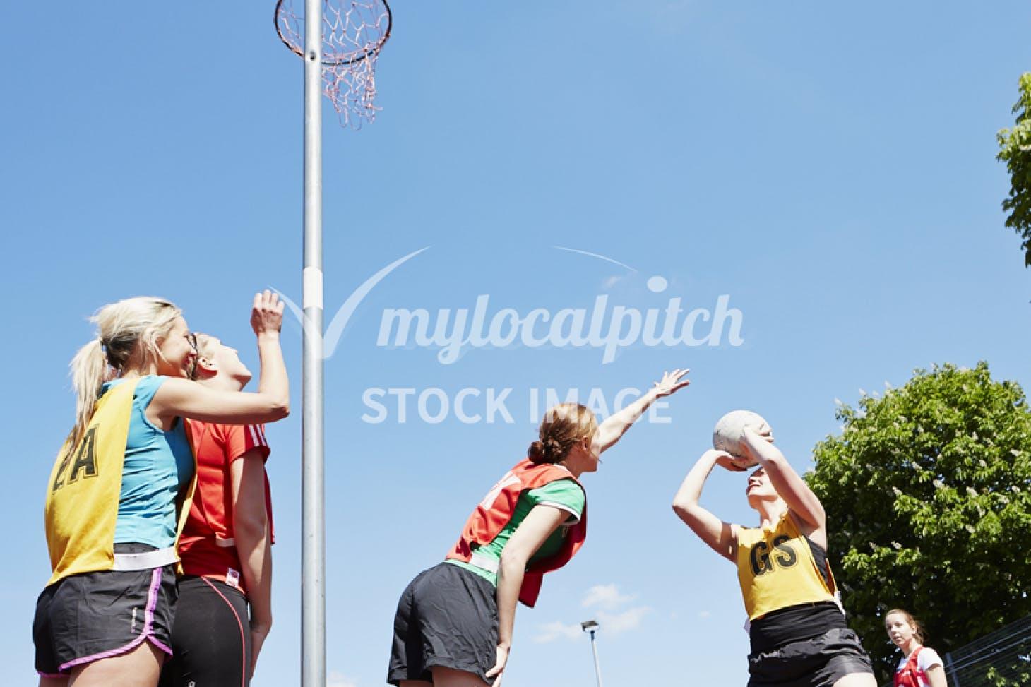 Rosendale Playing Fields Outdoor | Hard (macadam) netball court