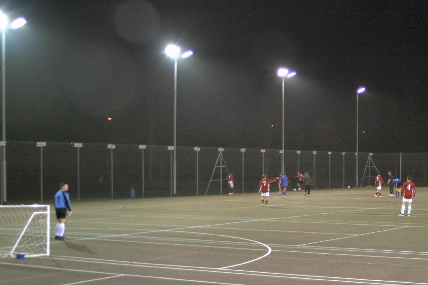 Grasshoppers Rugby Club Outdoor | Hard (macadam) netball court
