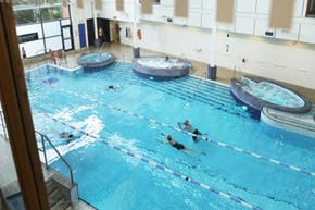 Nuffield Health Fitness & Wellbeing City | N/a Swimming Pool
