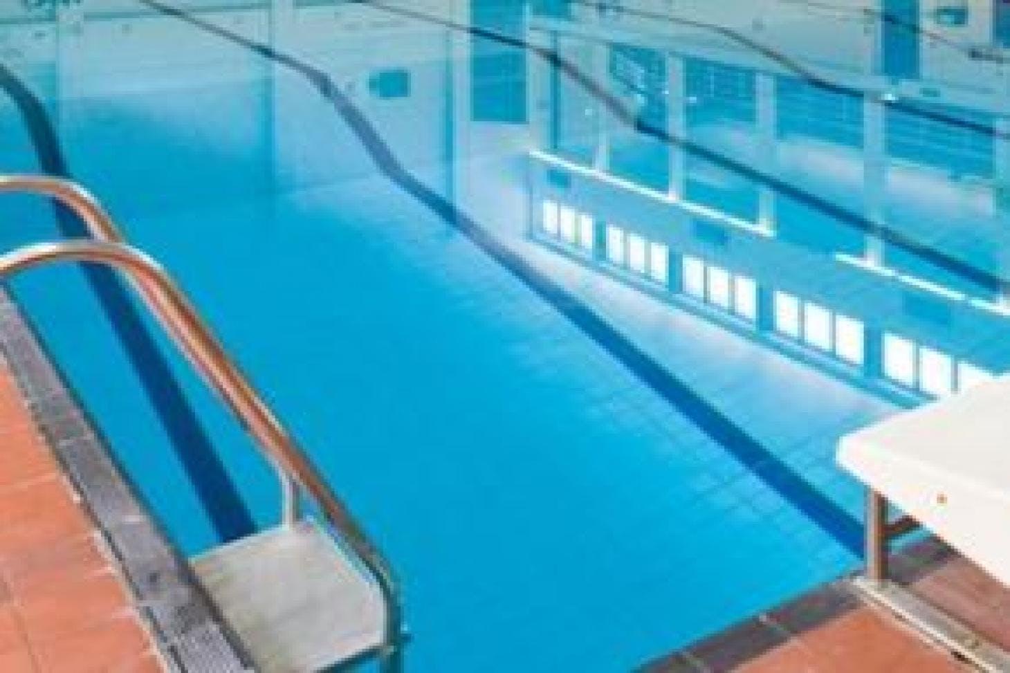 Mallinson Sports Centre Indoor swimming pool
