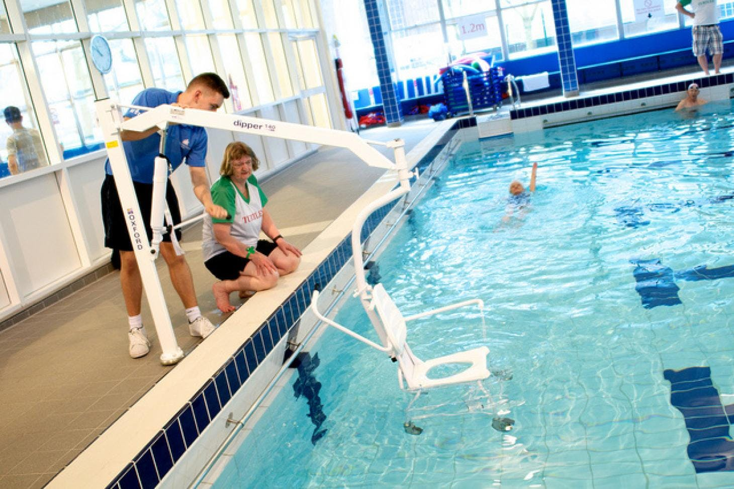 Highgrove Pool and Fitness Centre Indoor swimming pool