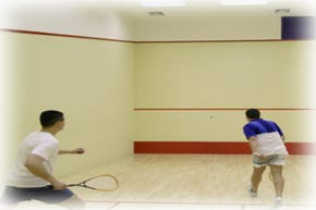 Croydon Gas Sports Club | Hard Squash Court