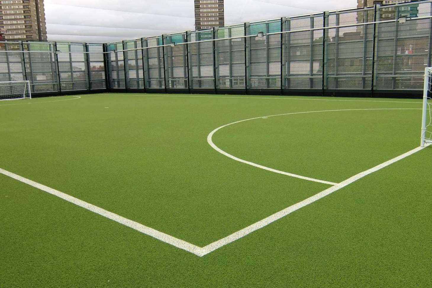 Kensington Aldridge Academy 5 a side | Astroturf football pitch