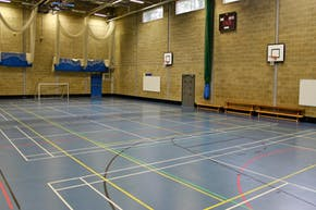 Harris Academy Purley | Indoor Football Pitch