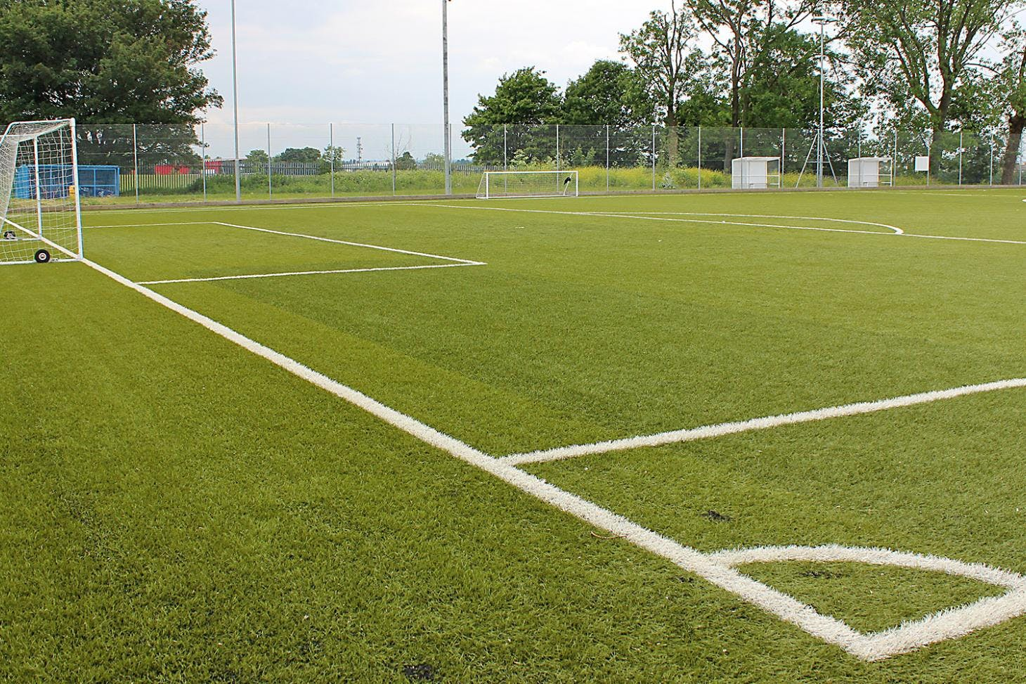 Harris Academy Purley 7 a side | 3G Astroturf football pitch