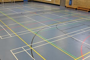 Harris Academy Purley | Indoor Netball Court