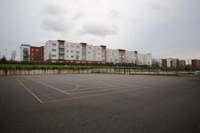 Frederick Bremer School | Hard (macadam) Netball Court