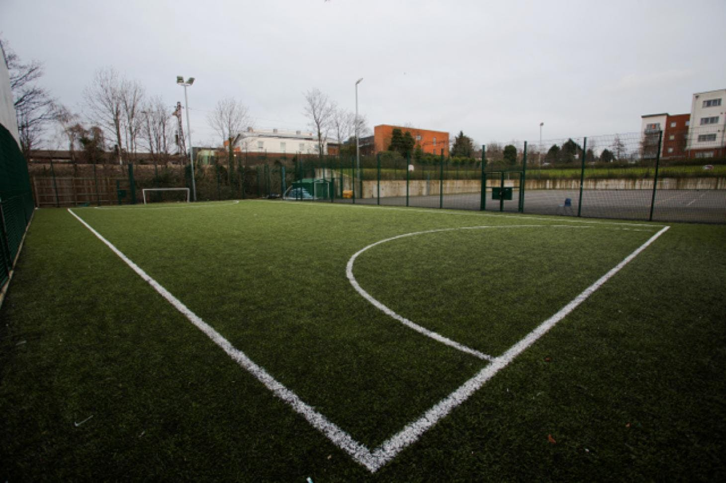 Frederick Bremer School 5 a side | 3G Astroturf football pitch