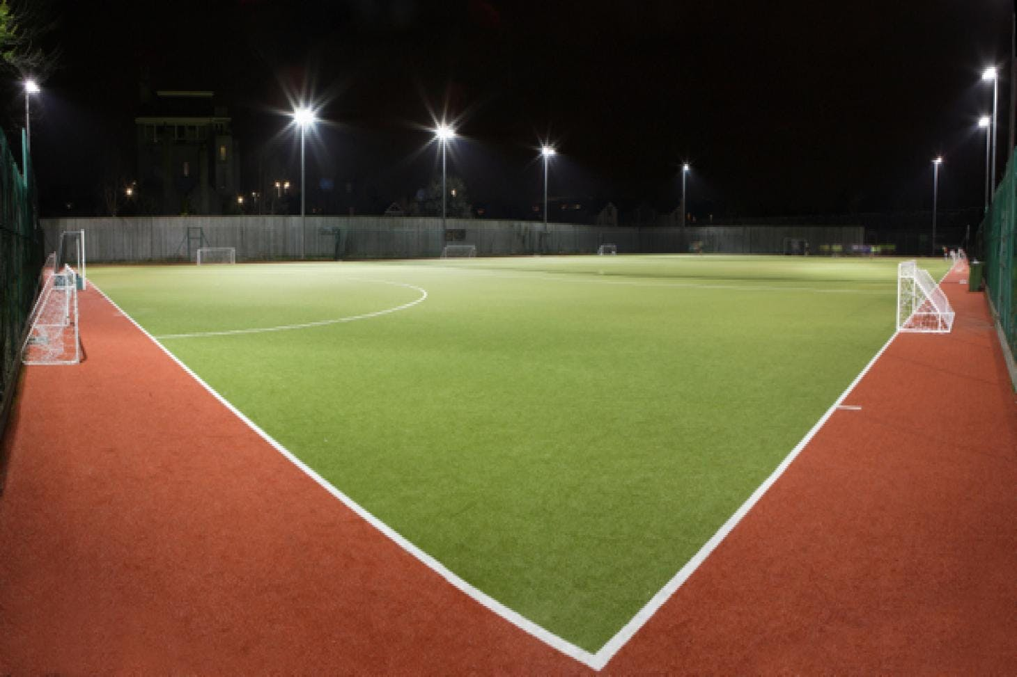 YMCA Sandymount 5 a side | Astroturf football pitch