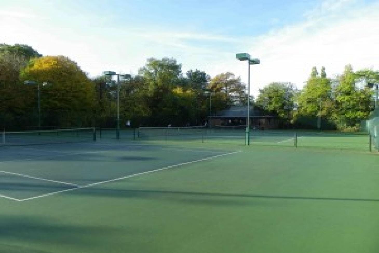 Old College Lawn Tennis & Croquet Club Outdoor | Clay tennis court