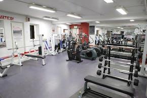 YMCA Sandymount | N/a Gym