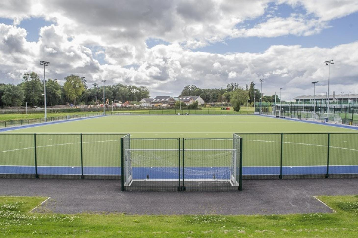 National Sports Campus Outdoor | Astroturf hockey pitch
