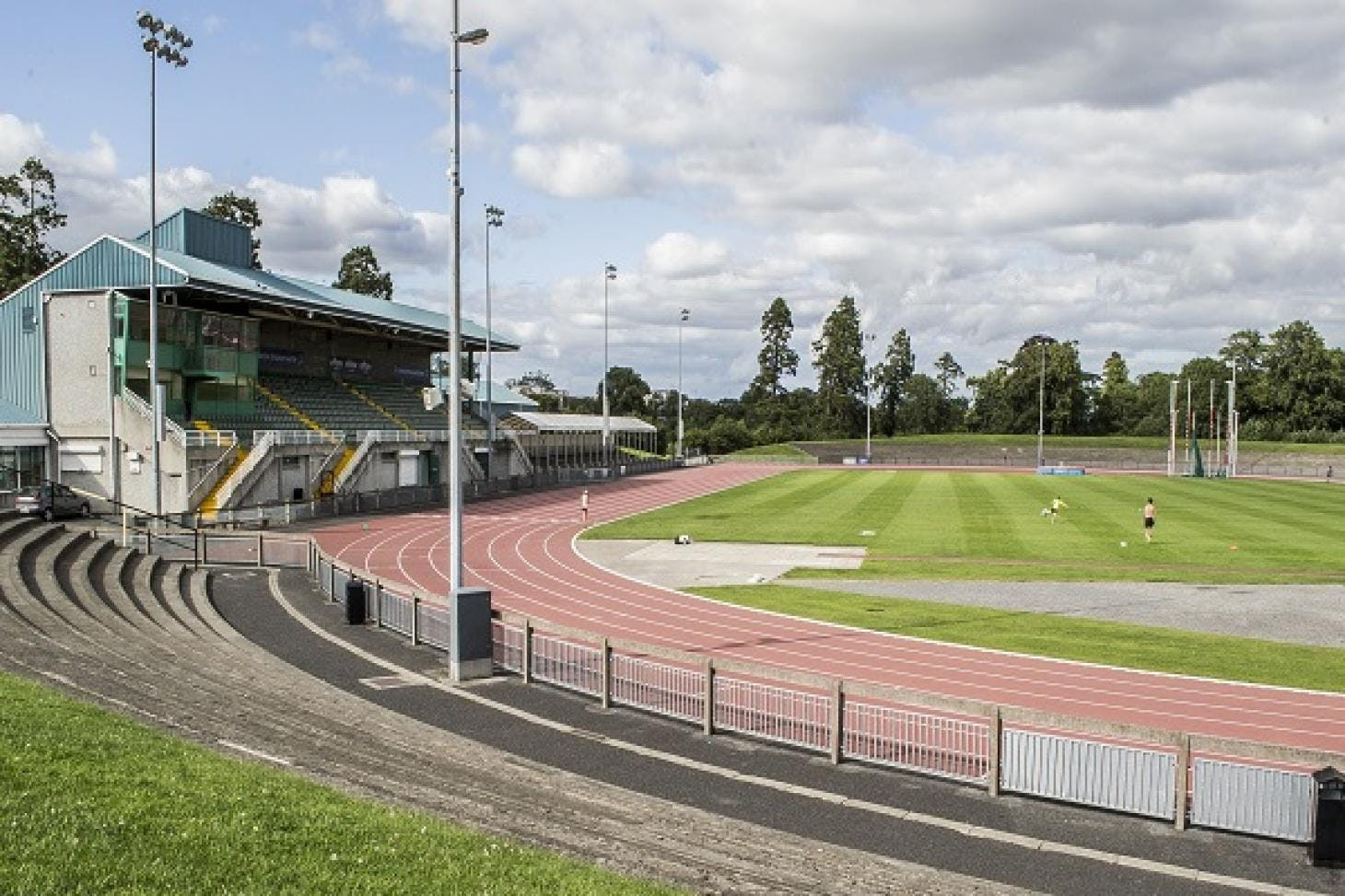 Morton Stadium, Santry Outdoor | Artificial athletics track