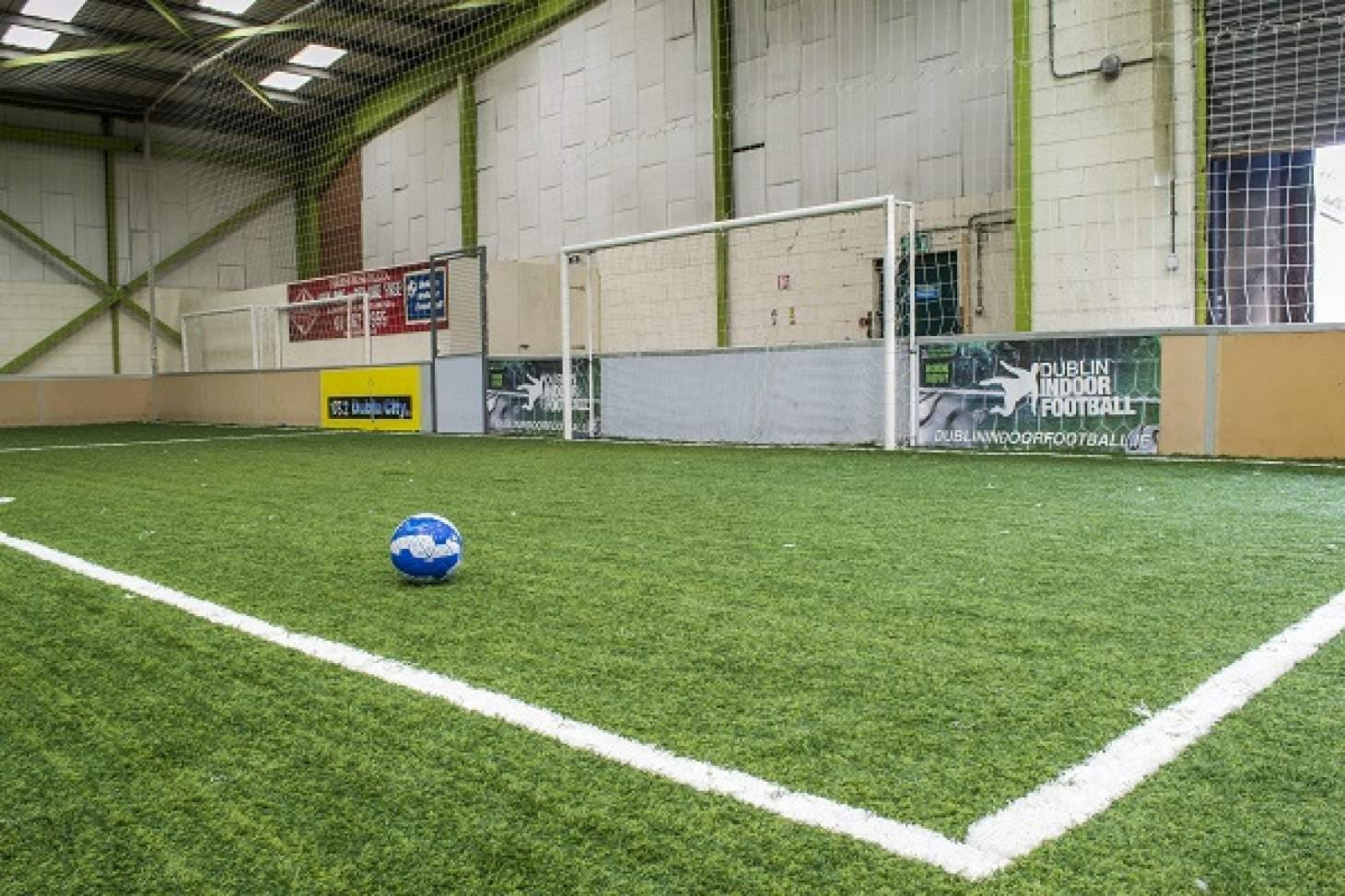 Dublin Indoor Football 5 a side | 3G Astroturf football pitch