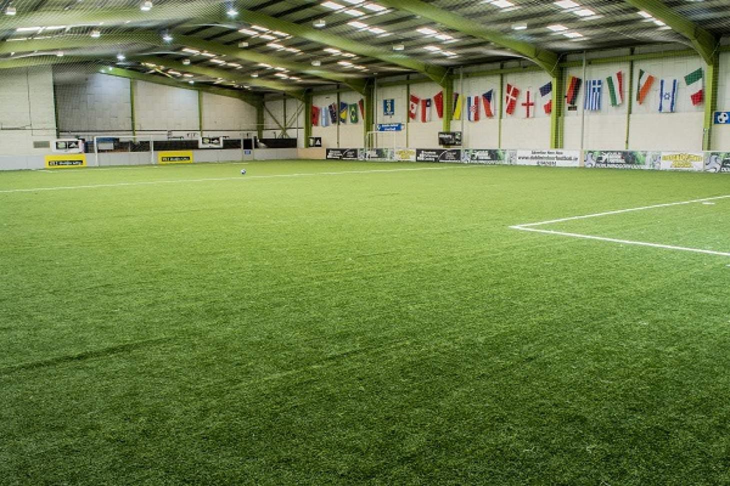 Dublin Indoor Football Full size | 3G Astroturf gaa pitch