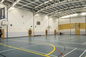 Corduff Sports Centre | Hard Badminton Court