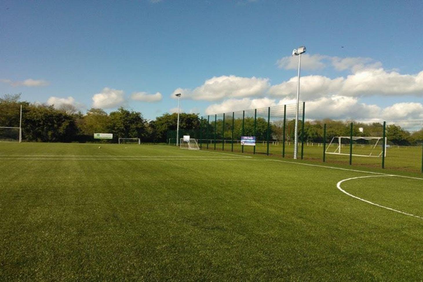 Crumlin Utd 11 a side | Astroturf football pitch
