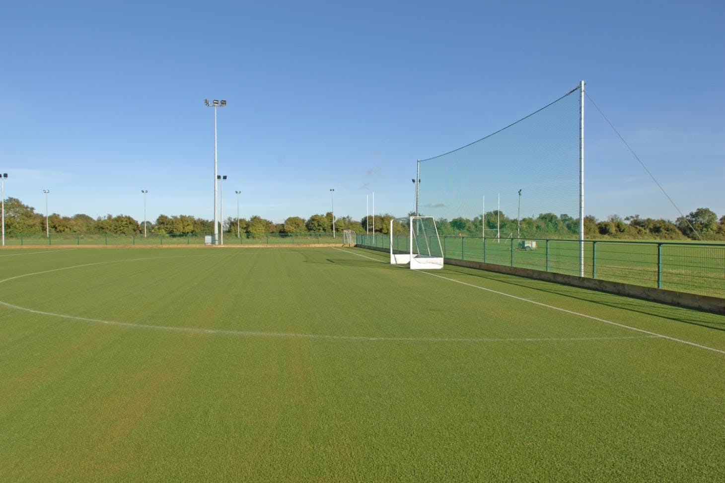 Royal College of Surgeons Sports Grounds Outdoor | Astroturf hockey pitch