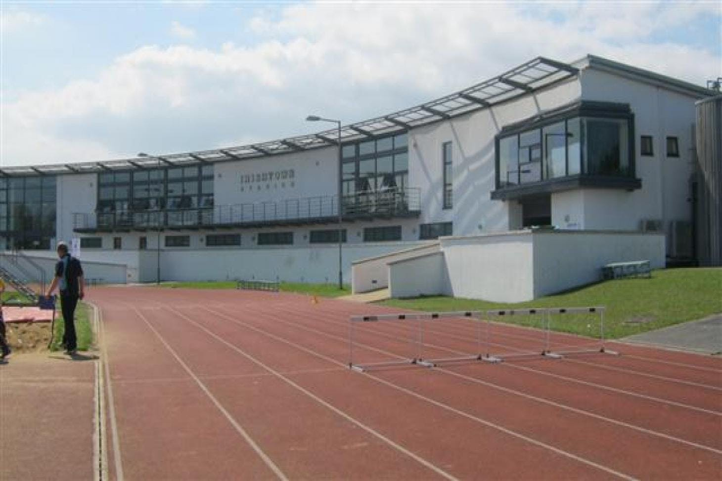 Irishtown Stadium Outdoor | Artificial athletics track