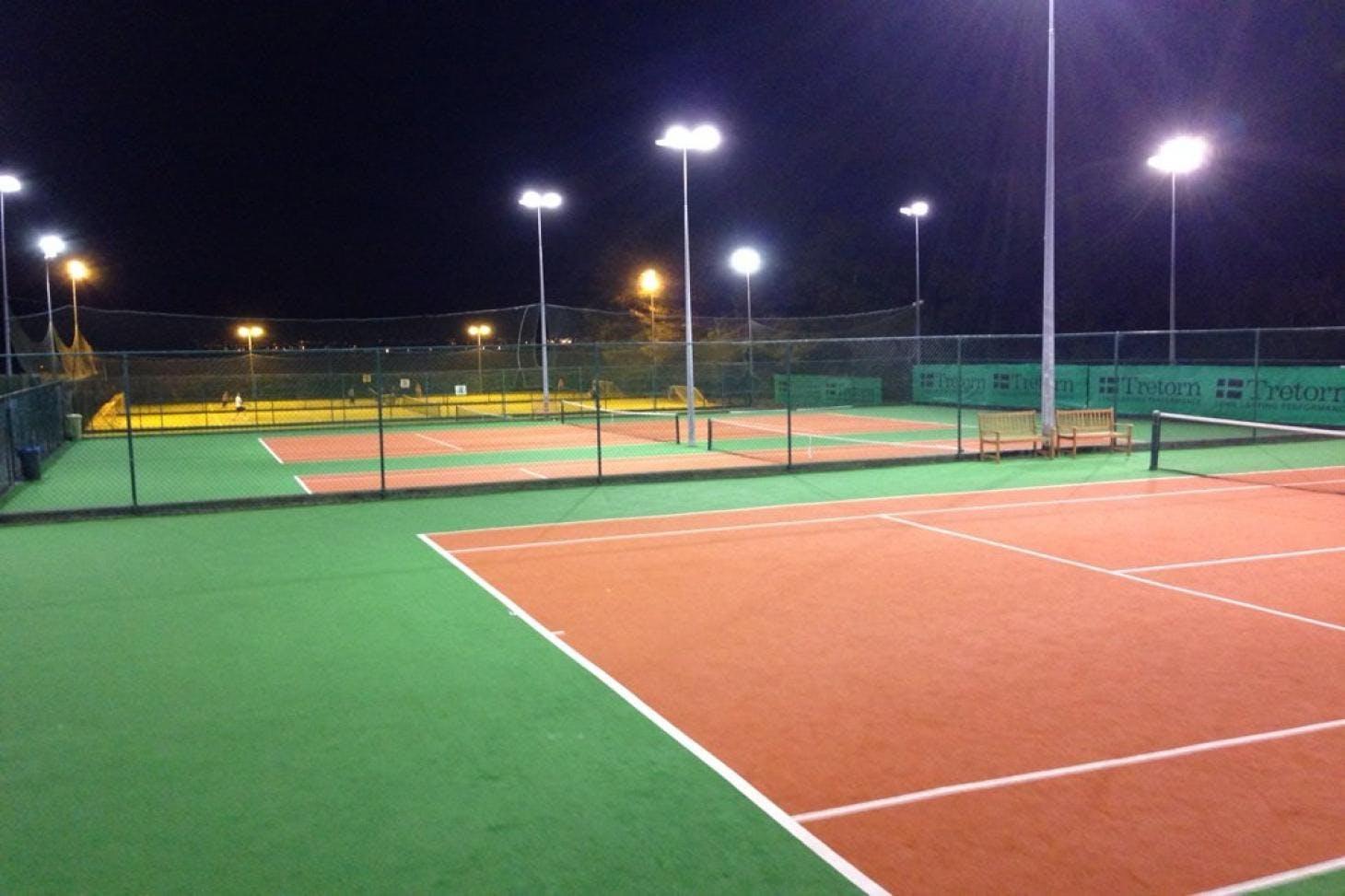 Portmarnock Sports & Leisure Club Outdoor | Astroturf tennis court