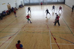 St Catherine's Sports Centre | Hard Badminton Court