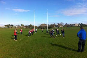 Kilbogget Park - Coolevin | Grass Rugby Pitch