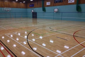 St Columba's College | Indoor Hockey Pitch