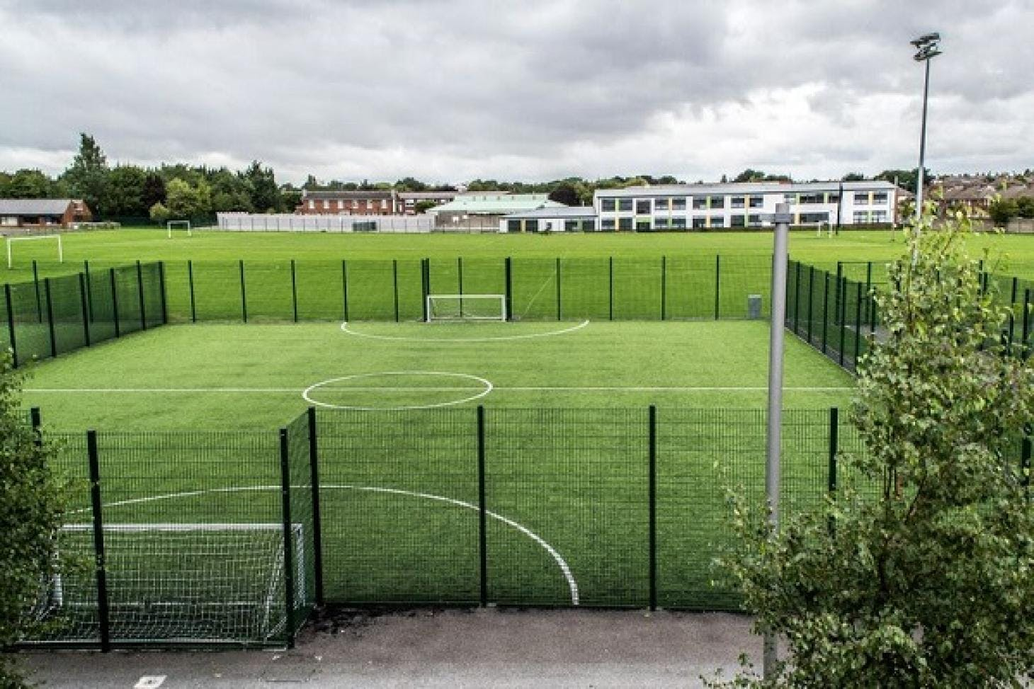 Inspire Fitness Centre 5 a side | Astroturf football pitch