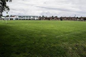 Inspire Fitness Centre | Grass Football Pitch
