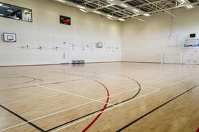 Inspire Fitness Centre | Indoor Futsal Pitch