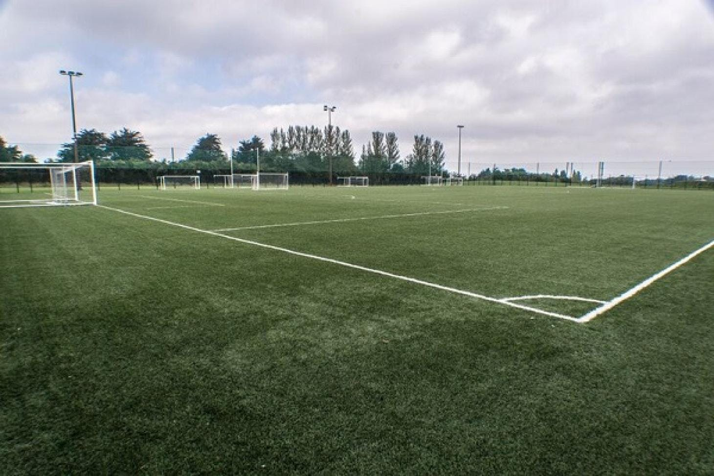 dlr Marlay 11 a side | Astroturf football pitch