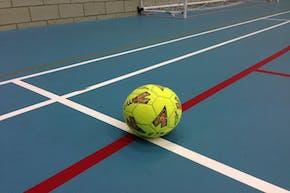 St Joseph's School | Indoor Football Pitch