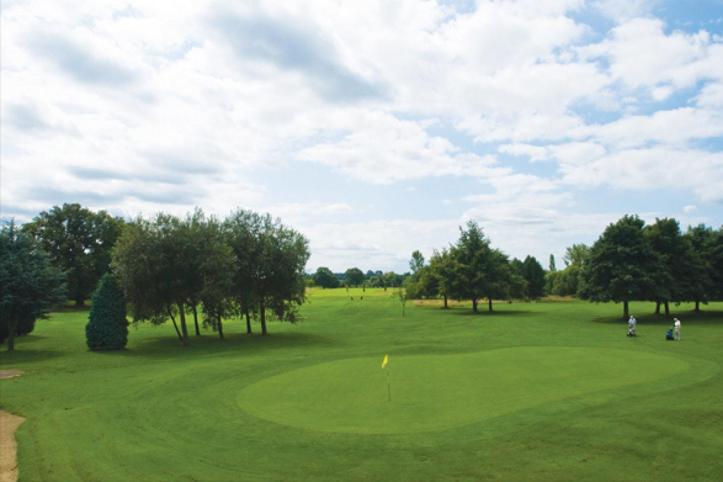 Stockwood Park Golf Centre 18 hole golf course