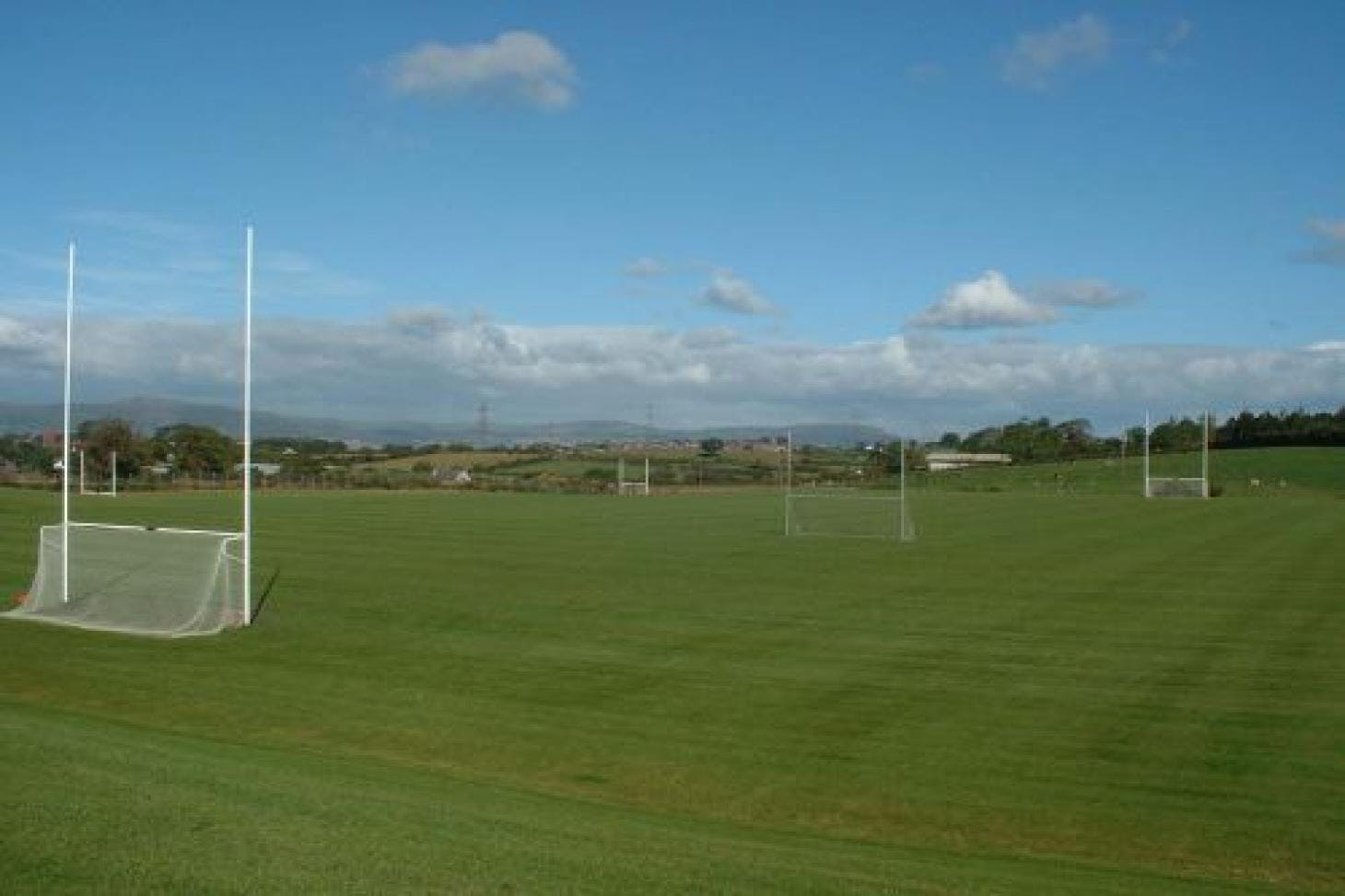 Marlay Park Full size | Grass gaa pitch