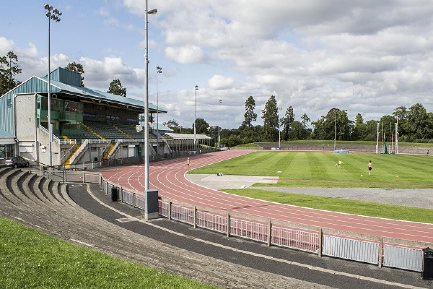 Morton Stadium, Santry 11 a side | Grass football pitch