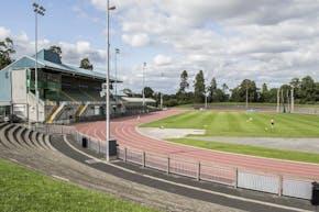 Morton Stadium, Santry | Grass Football Pitch
