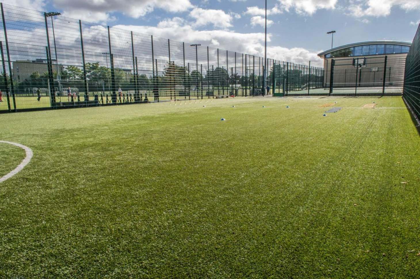 Alexandra College 5 a side | Astroturf football pitch