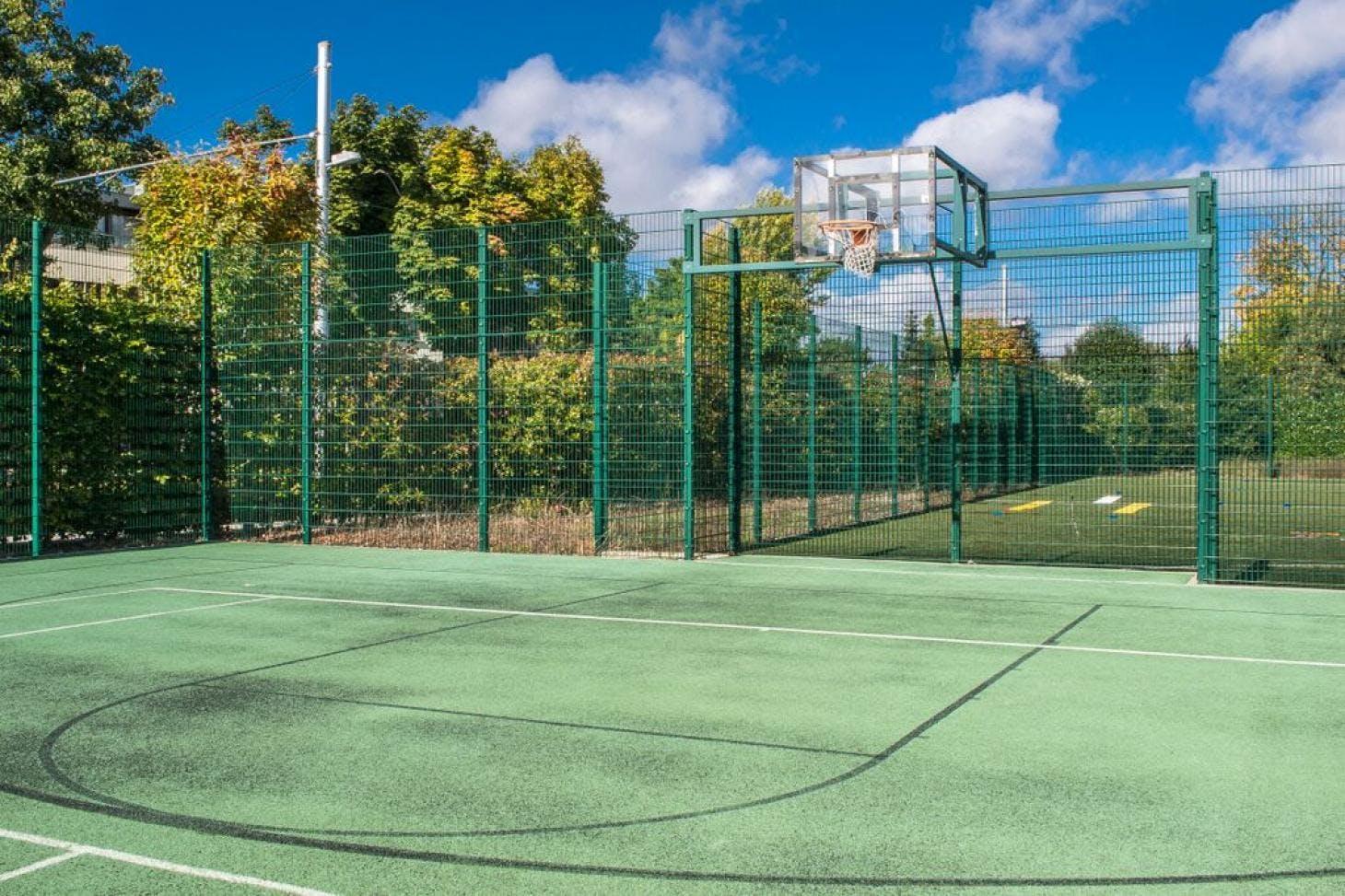 Alexandra College Outdoor | Hard (macadam) basketball court