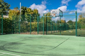 Alexandra College | Hard (macadam) Basketball Court