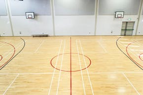 Alexandra College | Indoor Hockey Pitch